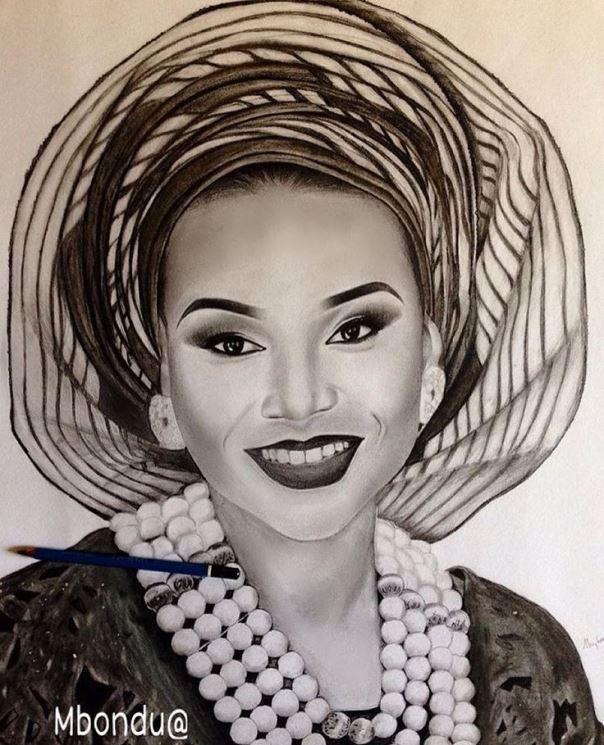 Nigerian Wedding Trends 2015 - Illustrations