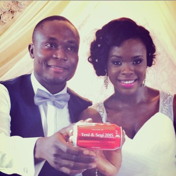 Nigerian Wedding Trends 2015 - Share A Coke LoveweddingsNG