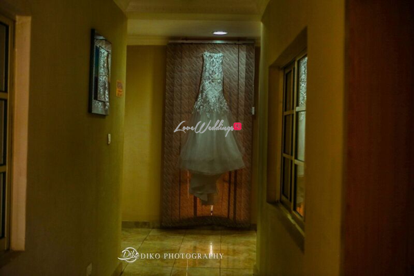 Nigerian White Wedding - Oluwadamilola and Olorunfemi LoveweddingsNG Diko Photography 1