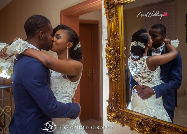 Nigerian White Wedding - Oluwadamilola and Olorunfemi LoveweddingsNG Diko Photography 6