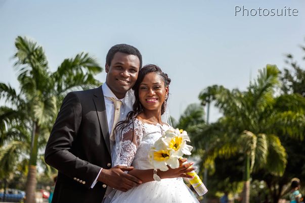 Nigerian White Wedding - Uti and Erasmus Photosuite LoveweddingsNG 1