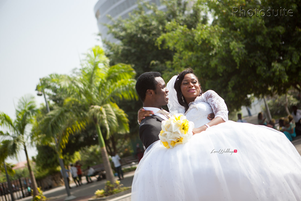 Nigerian White Wedding - Uti and Erasmus Photosuite LoveweddingsNG 14