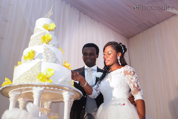 Nigerian White Wedding - Uti and Erasmus Photosuite LoveweddingsNG 22