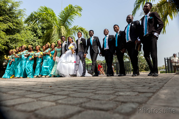 Nigerian White Wedding - Uti and Erasmus Photosuite LoveweddingsNG