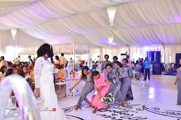 Nigerian White Wedding - Wonuola and Mayokun LoveweddingsNG 18