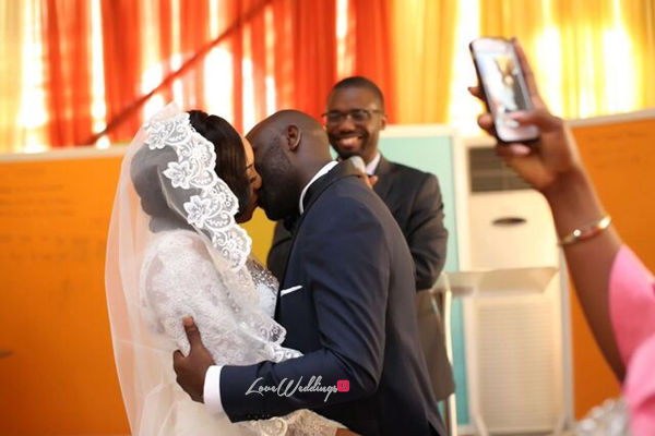 Nigerian White Wedding - Wonuola and Mayokun LoveweddingsNG 5