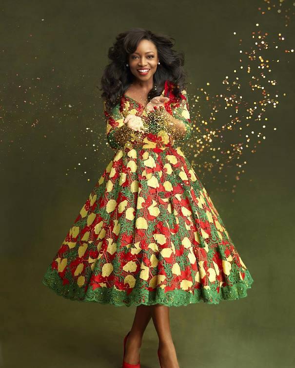 Oyin Adenuga Christmas 2015 Shoot LoveweddingsNG 2