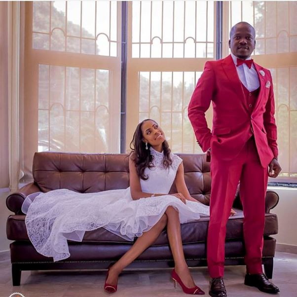 Taiwo and Makinwa Jaybecks Bridal Laphy Photography LoveweddingsNG 5