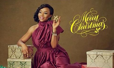 #Christmas2015: Wedding Fashion Inspiration from Toke Makinwa & Oyin Adenuga
