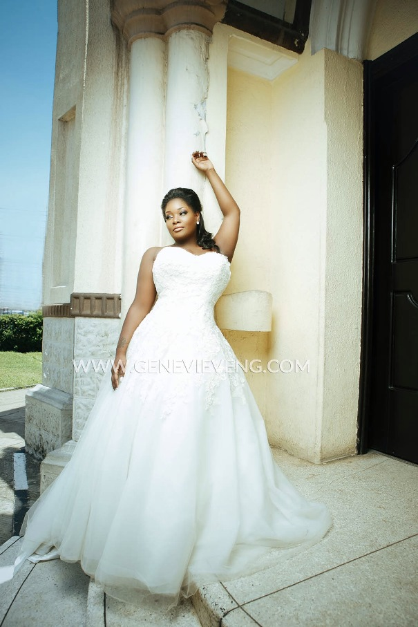 Toolz Tolu Oniru covers Genevieve Magazine December 2015 LoveweddingsNG 1