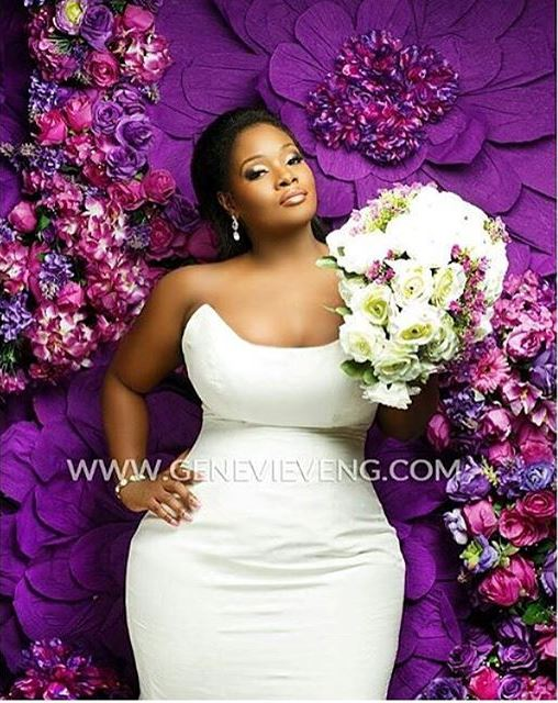 Toolz Tolu Oniru covers Genevieve Magazine December 2015 LoveweddingsNG 2
