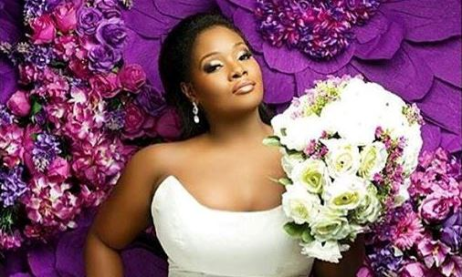 Bride-to-be Tolu 'Toolz' Oniru covers Genevieve Magazine's Bridal issue