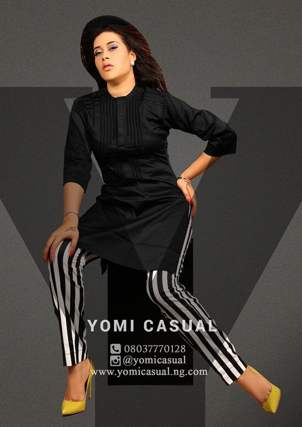 Yomi Casual Man of the Year Collection Lookbook - Adunni Ade LoveweddingsNG