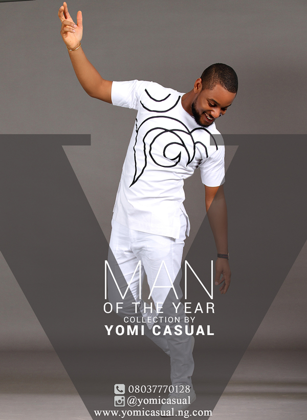 Yomi Casual Man of the Year Collection Lookbook - Alex Ekubo LoveweddingsNG 2