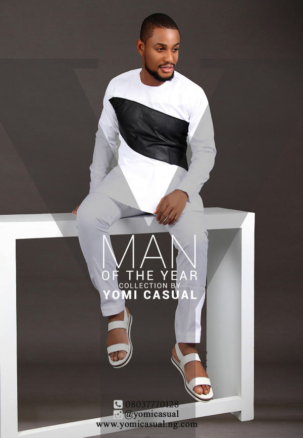 Yomi Casual Man of the Year Collection Lookbook - Alex Ekubo LoveweddingsNG 4