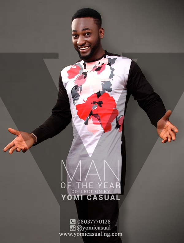Yomi Casual Man of the Year Collection Lookbook - Gbenro Ajibade LoveweddingsNG 1
