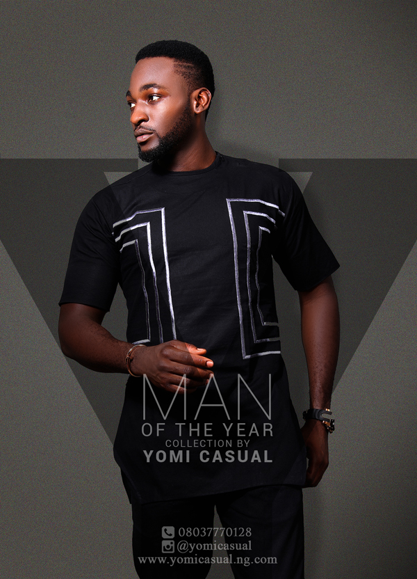 Yomi Casual Man of the Year Collection Lookbook - Gbenro Ajibade LoveweddingsNG