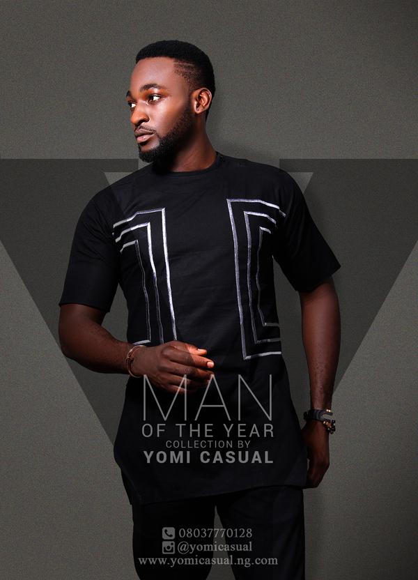 Yomi Casual Man of the Year Collection Lookbook - Gbenro Ajibade LoveweddingsNG