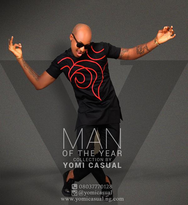 Yomi Casual Man of the Year Collection Lookbook - IK Ogbonna LoveweddingsNG