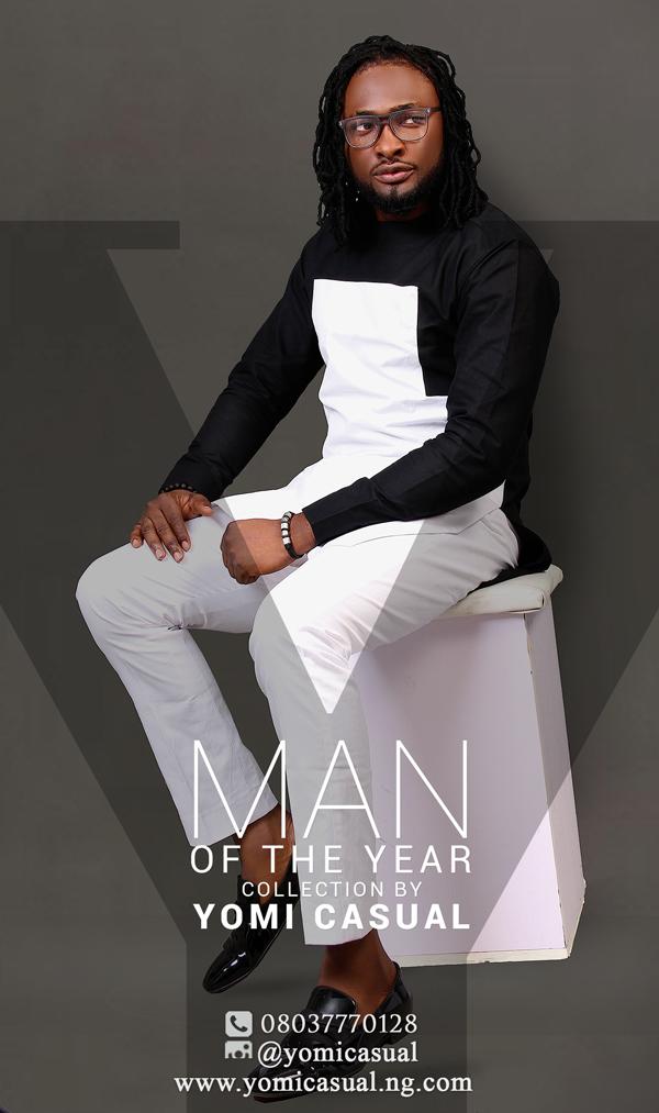 Yomi Casual Man of the Year Collection Lookbook - Uti Nwachukwu LoveweddingsNG 2