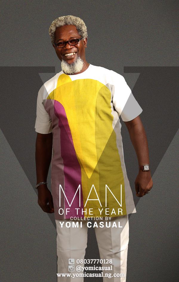Yomi Casual Man of the Year Collection Lookbook - Victor Olaotan LoveweddingsNG