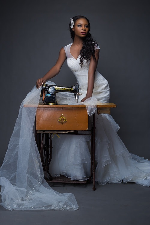 Aniké Midelė Autumn Winter 2016 Bridal Collection - Enchanted LoveweddingsNG 5