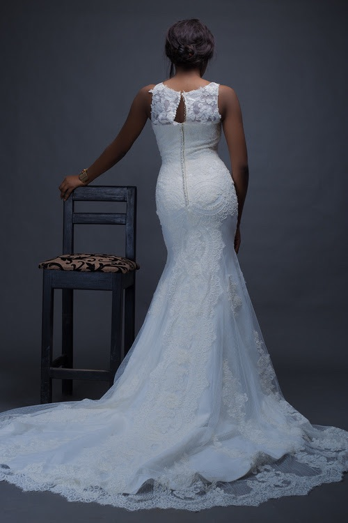 Aniké Midelė Autumn Winter 2016 Bridal Collection - Enchanted LoveweddingsNG 6