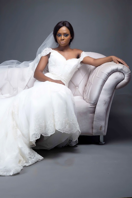 Aniké Midelė Autumn Winter 2016 Bridal Collection - Enchanted LoveweddingsNG
