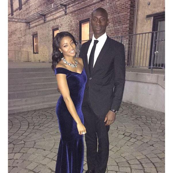 Chinwetel Ejiofor's sister - Kandi weds Dele In Enugu LoveweddingsNG 2