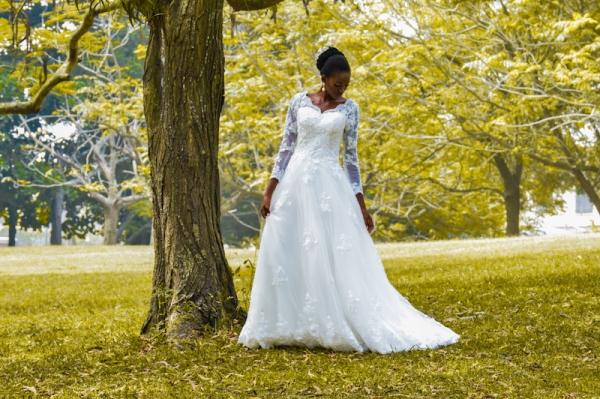 Elizabeth & Lace Fairytale Bridal Shoot LoveweddingsNG 1