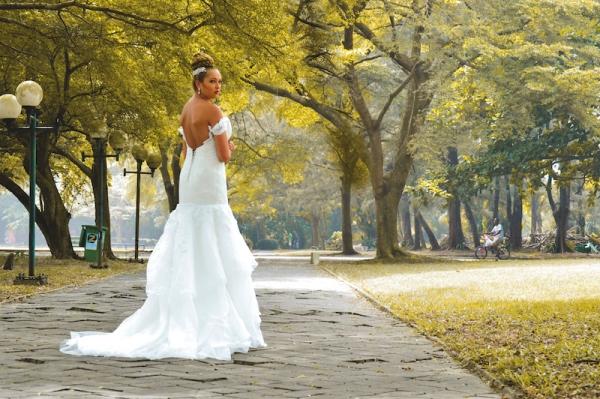Elizabeth & Lace Fairytale Bridal Shoot LoveweddingsNG 4