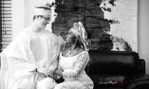 """It wasn't love at first sight' – Read Hauwa & Magne's Love story"