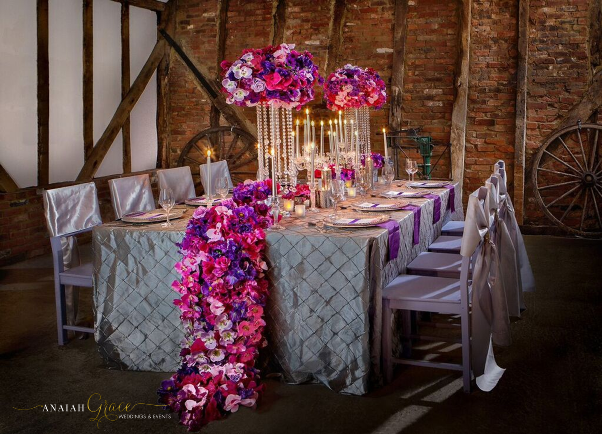 London Wedding Decor Anaiah Grace Events - Perfect Imperfections LoveweddingsNG 1