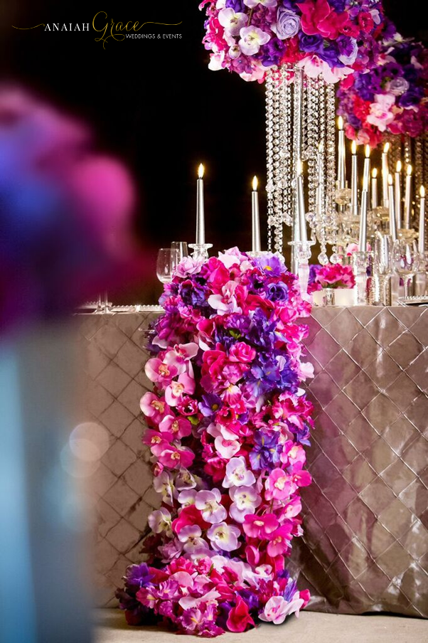 London Wedding Decor Anaiah Grace Events - Perfect Imperfections LoveweddingsNG 12