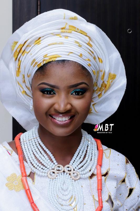 Nigerian Comedian Jedi weds Olajumoke LoveweddingsNG 4