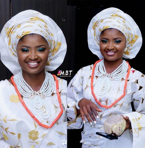 Nigerian Comedian Jedi weds Olajumoke LoveweddingsNG 6