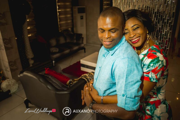 Nigerian Engagement Shoot - Charmain and Kelvin Auxano Photography LoveweddingsNG 10