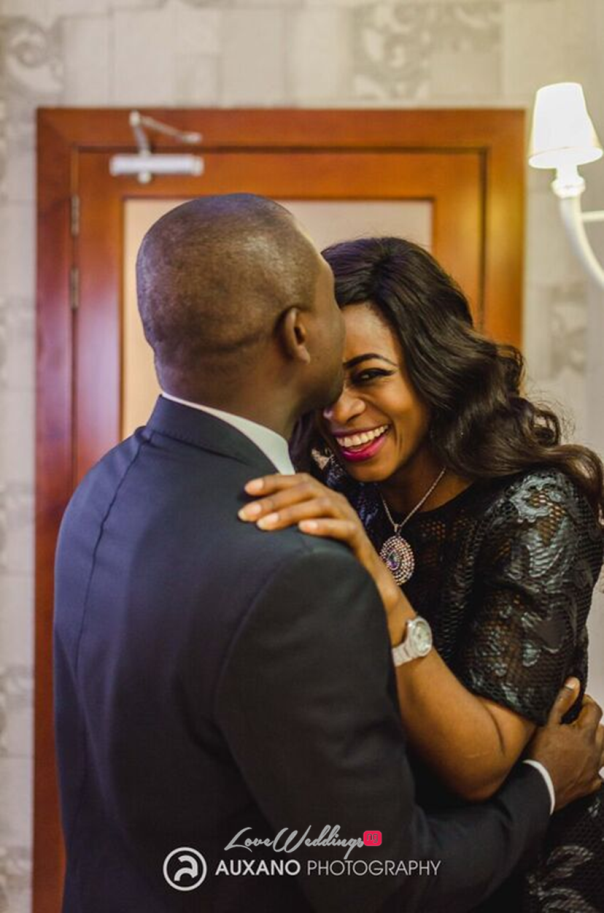 Nigerian Engagement Shoot - Charmain and Kelvin Auxano Photography LoveweddingsNG 2