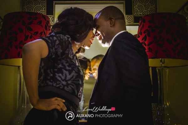 Nigerian Engagement Shoot - Charmain and Kelvin Auxano Photography LoveweddingsNG 4