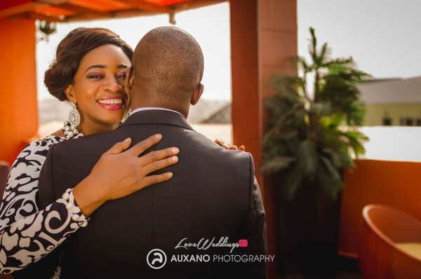 Nigerian Engagement Shoot - Charmain and Kelvin Auxano Photography LoveweddingsNG 7