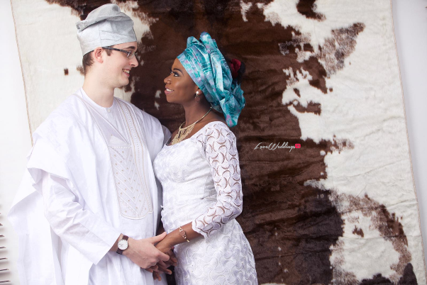 Nigerian Engagement Shoot - Hauwa and Magne LoveweddingsNG 12