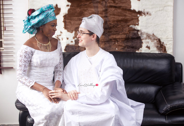 Nigerian Engagement Shoot - Hauwa and Magne LoveweddingsNG 2