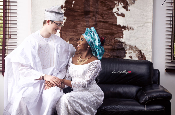 Nigerian Engagement Shoot - Hauwa and Magne LoveweddingsNG 8