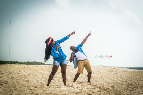 Nigerian Engagement Shoot - TeeKay2016 LoveweddingsNG 1