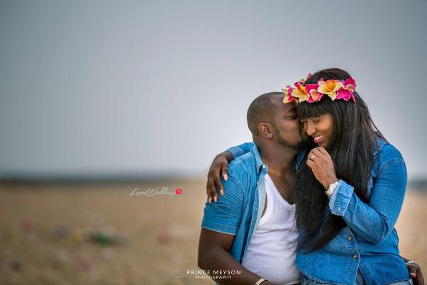 Nigerian Engagement Shoot - TeeKay2016 LoveweddingsNG 16