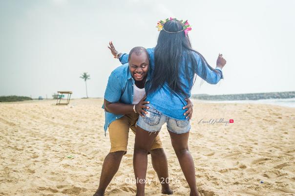 Nigerian Engagement Shoot - TeeKay2016 LoveweddingsNG 2