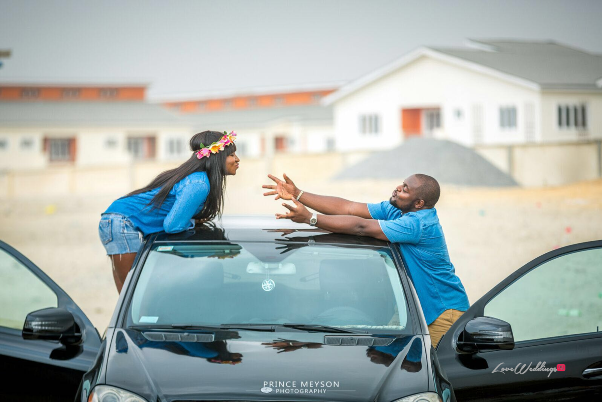 Nigerian Engagement Shoot - TeeKay2016 LoveweddingsNG 27