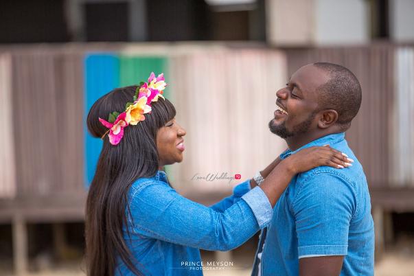 Nigerian Engagement Shoot - TeeKay2016 LoveweddingsNG 29
