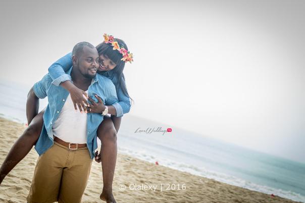 Nigerian Engagement Shoot - TeeKay2016 LoveweddingsNG 3