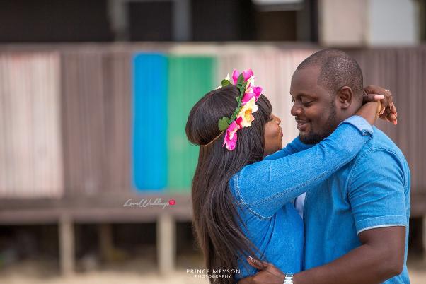 Nigerian Engagement Shoot - TeeKay2016 LoveweddingsNG 31